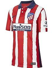 NIKE ATM Y Nk BRT Stad JSY SS Hm Camiseta 1ª equipación Atlético de Madrid 17-18 Unisex niños
