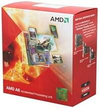AMD AD3500OJGXBOX A6-3500 Fusion 2.10GHz Socket FM1 65W Triple-Core Desktop Processor