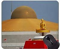 賭博のマウスパッド、Phra Dhammakayaの引用の宗教仏像のマウスパッド