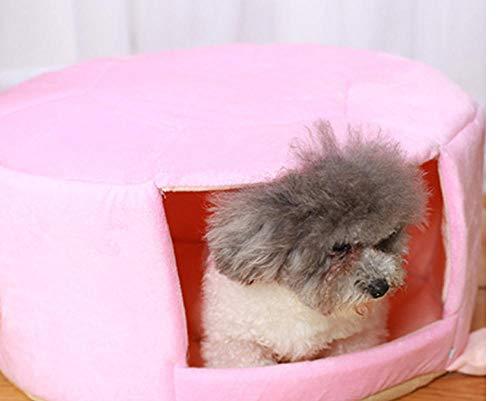 Pet Housesuper Soft Hondenmand Wasbaar Pluche Hondenkennel Kennel Chihuahua Hondenmand Hondenmand Kennel