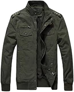 L'MONTE Imported American Style Cotton Jacket for Men