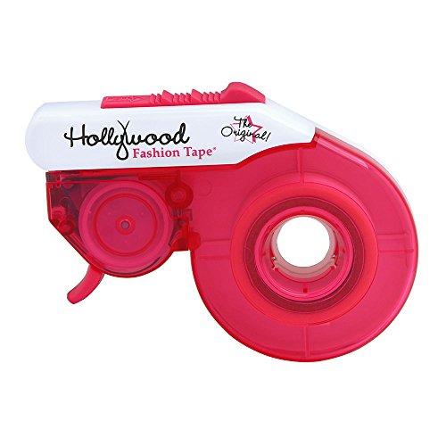 powerful Hollywood Fashion Secret Tape Gun, Refillable Tape Dispenser, Classic Chevron Edition