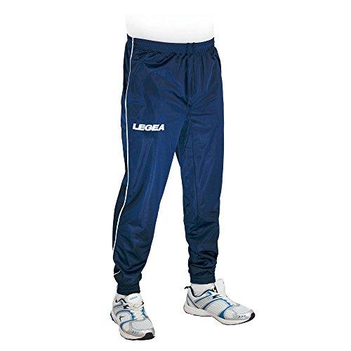 LEGEA Florida Color Senior Pantaloni Tuta, Unisex Adulto, Blu, M