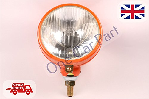 Massey Ferguson Scheinwerferlampe 35 65 765 David Brown Traktor 990 MF Orange