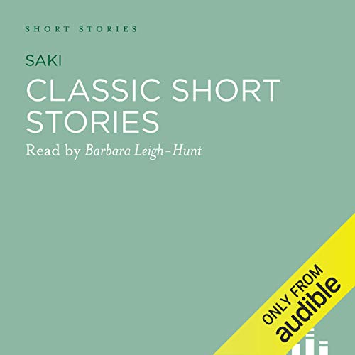 Classic Saki Stories  By  cover art
