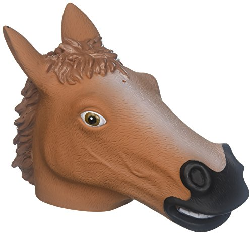 Accoutrements Horse Head Squirrel Feeder