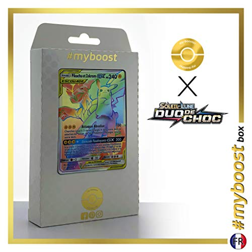 my-booster SM09-FR-184 Pokémon Cards image