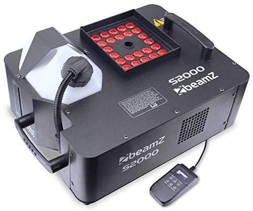 BeamZ S2000 Nebelmaschine 2000 Watt mit 24 vertikalen LED's