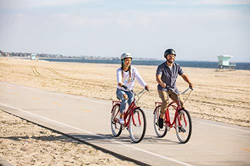 41TL4NIGCBL。 SL500 Schwinn Discover Hybrid Bike for Men and Women