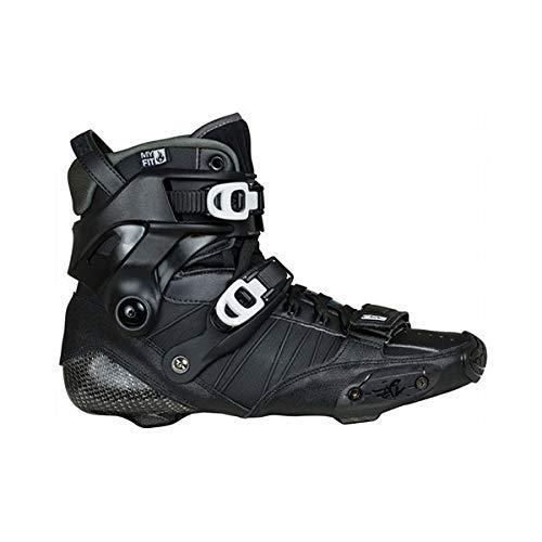 Powerslide Hardcore EVO Trinity Black Boots. 36