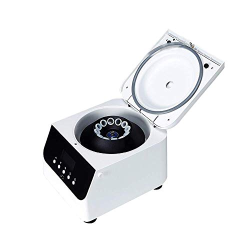 JIAWANSHUN PRP Centrifuge Machine for Blood Lab Centrifuge Machine for Serum/Fat Separator PRF Extractor 4000r/min 99min with Motor (15ml x 12, 220V)