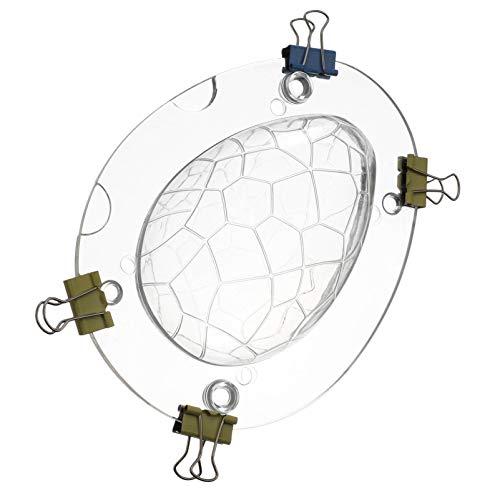 UPKOCH 3D Ostereier Form zum Befüllen...