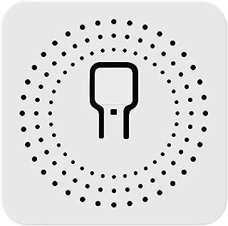 Qingchu Tuya Mini DIY WIFI Smart Switch 16A 2-weg LED-lichtrelais-app-spraakbesturing