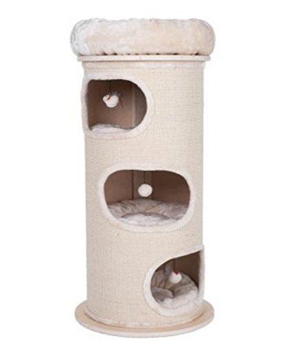 Kratztonne Sisaltonne Kratzturm NATURAL PARADISE XXL Premium 113 cm