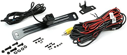 Rostra 300-LPB Universal License Plate Bracket/Hinge Mount CMOS Color Camera