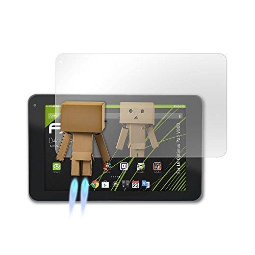 atFolix Bildschirmfolie kompatibel mit LG Optimus Pad V900 Spiegelfolie, Spiegeleffekt FX Schutzfolie