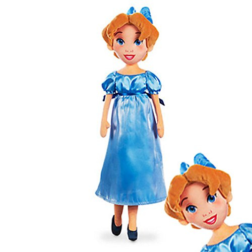 Official Disney Peter Pan - Wendy Soft Plush Toy 48cm