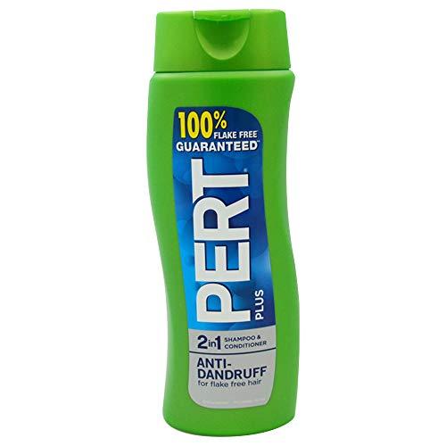 Pert Plus Dandruff Away 2 in 1 Shampoo Plus Conditioner, Medium Conditioning Normal Hair - 13.5 Oz (Haar Pflegespülung)