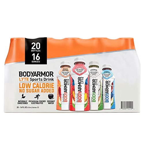 BodyArmor Lyte Variety Pack Of 4 Flavors Sports Drink 20 Pack Of 16 Oz Net Wt 320 Fl Oz