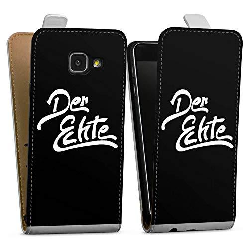 DeinDesign Tasche kompatibel mit Samsung Galaxy A3 (2016) Flip Case Hülle ApoRed Gaming Merchandise Fanartikel