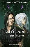 La légende des quatre, Tome 3 - Le clan des serpents