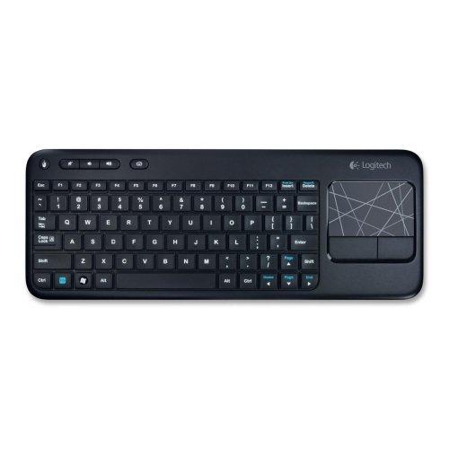 Logitech Wireless Keyboard K400 - Black