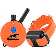 Educator UL-1200 Upland Hunting 1 Mile E-Collar Remote Dog Training Collar With Vibration and Tapping Sensation