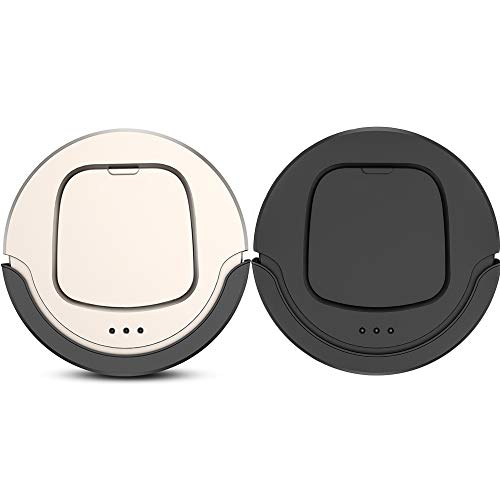 For Sale! ZUKN Ultra-Thin Intelligent Robot Vacuum Cleaner Built-in 1300 Mah Battery Multifunctional...