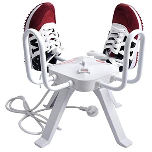 GHJGDAOM Secador Inteligente De Zapatos, Portátil Acero Bajo En Carbono Termostato Estante De Secado El Ahorro De Energía Ningun Ruido Máquina De Secado De Botas Eléctricas, Familia, Oficina,001,A