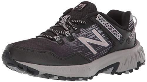 New Balance - 410 V6 - Zapatillas de correr para mujer, Negro (Negro/Imán/Champán Metálico), 37 EU