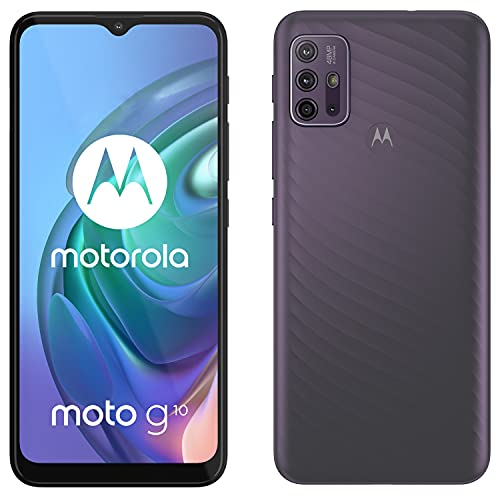 Motorola Moto G10 Gris Libre