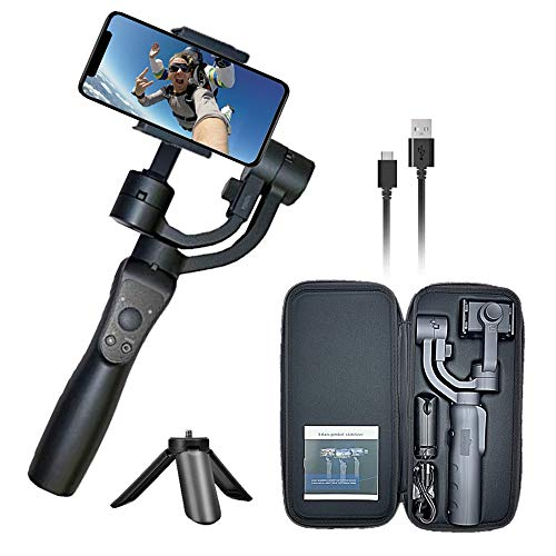 Wiser X01 3-Axis Gimbal Stabilizer for Smartphone
