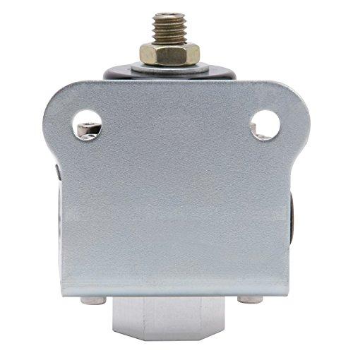 Adjustable Billet Fuel Pressure Regulator (4.5-9 psi) Edelbrock Fuel Injection Kit