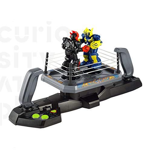 YIMUOUBA Robot Toys, Robo Kombat, Robot de Boxeo con Control Remoto Robot de Combate, Paquete Doble, Batalla Multijugador Adecuado para Niños y Niñas, Regalos de Cumpleaños para Niños