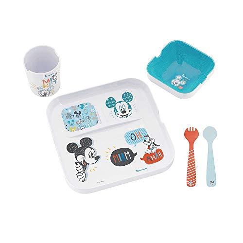 Badabulle Disney Baby Mickey Coffret Repas