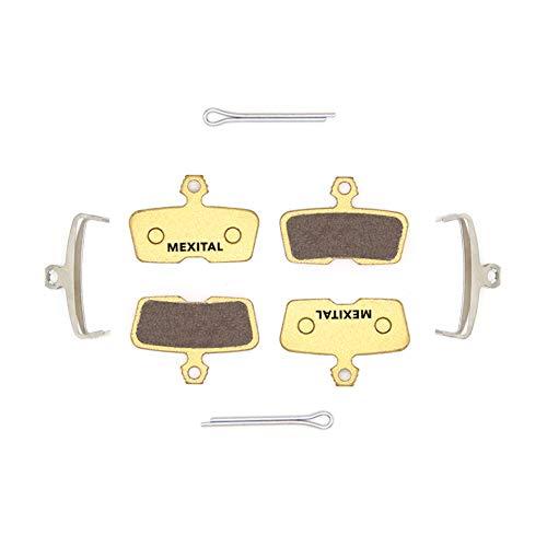 MEXITAL 2 Pares Pastillas Freno Disco sinterizado para AVID Code Code R...