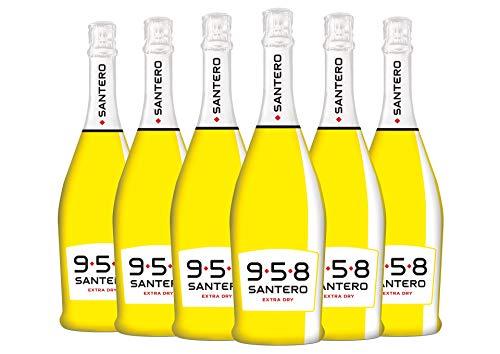 958 Spumante Extra Dry Pop - Santero - 6 x 0,75 l.