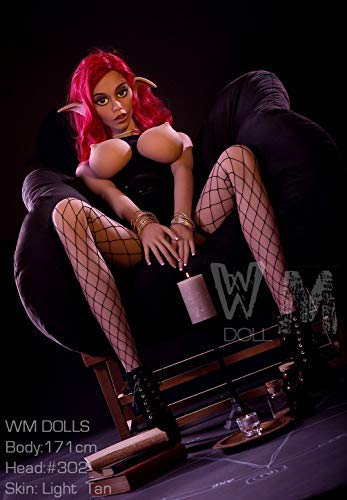 WMDoll 171cm Real Sex Doll Big Ass Long Legs 3D Full Body Sex Toys Man Adult Masturbation Love Dolls with Flexible Metal Skeleton