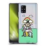 Head Case Designs Oficial Despicable Me Agnes, Esbirro Bob y Unicornio Es Tan Esponjoso Carcasa de Gel de Silicona Compatible con Samsung Galaxy A51 5G (2020)
