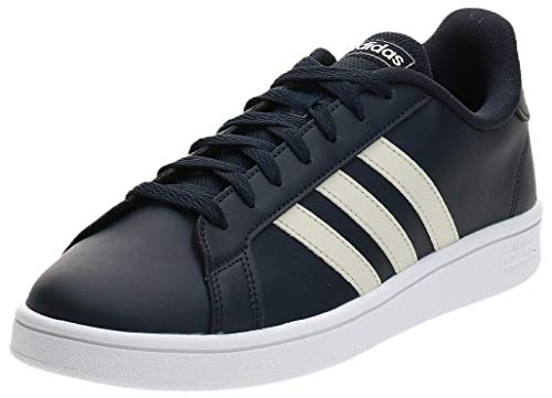 adidas Grand Court Base, Zapatos de Tenis para Hombre, Marino, 42 2/3 EU