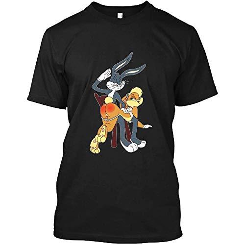 Bugs Bunny Spanking Lola Shirt, Unisex for Men Women t-Shirt for Men, t-Shirt for Women Black