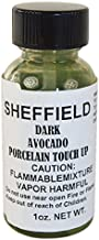 product image for Sheffield 1672 1oz Dark Avocado Porcelain Touch Up Paint for Porcelain Surfaces