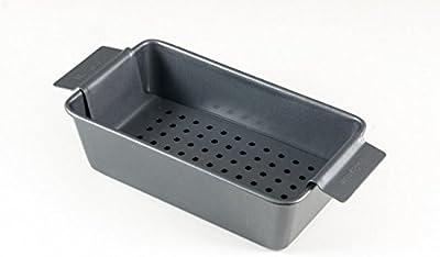 Uniware Non Stick 2 Pcs Loaf Pan Set (9 X 5 Inch, 0.8 Mm) [Bn4408]