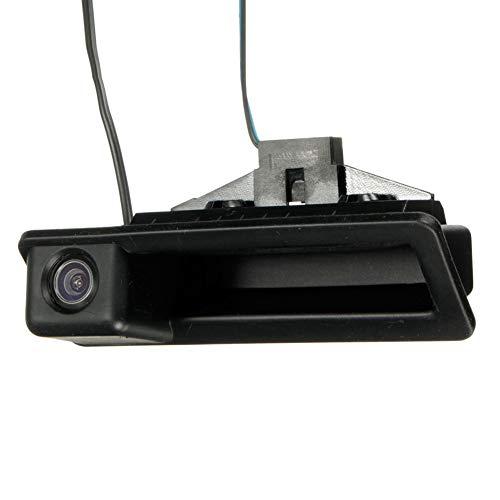 WPFC Reverse Handle CCD-HD-Kamera, Für BMW E82 E88 E84 E90 E91 E92 E93 E60 E61 E70 E71