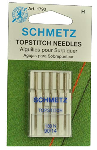 Buy SCHMETZ Top Stitch Needles Size 14