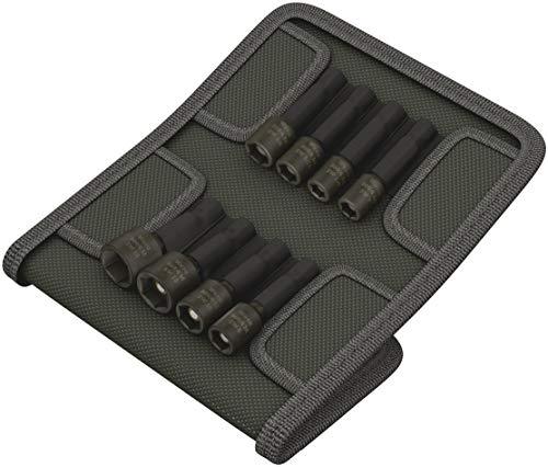 Wera 05073495001 869/4 M Set A SB, Steckschlüsseleinsätze, 8-teilig, 8 Stück
