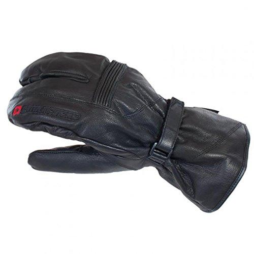 MÂRKÖ Handschuhe Leder Pro Lobster, schwarz, Größe XL