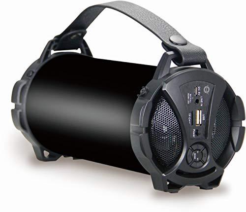 Conceptronic WYNN01B 10 W 2.1 Portable Speaker System Negro - Altavoces portátiles...
