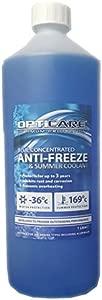 Fastcar Opticare Antifreeze  amp  Summer Coolant Blue Concentrate