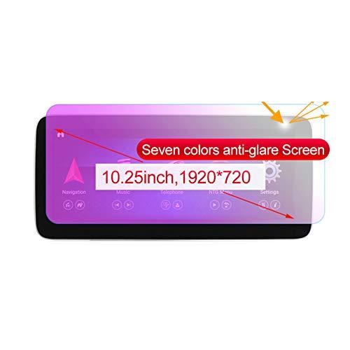 Android Radio Car Stereo Built-In Wireless Carplay 10.25/12.5 Pulgadas GPS Navegación para Benz GLA-Class X156 2014 to 2018 Coche Audio FM/Am/RDS Radio Video Player Bluetooth SWC 4G WiFi,N600